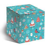 Коробка под кружку Дед Мороз