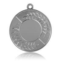 Медаль HB077 серебро D50мм, D вкладыша 25мм