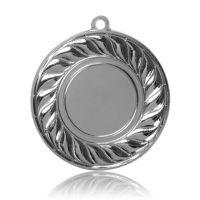 Медаль HB100 серебро D50мм, D вкладыша 25мм