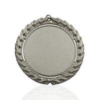 Медаль корпусная MK93b серебро D медали 70мм, D вкладыша 50мм