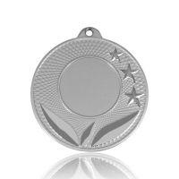 Медаль SC102-50SS серебро D50мм, D вкладыша 25мм