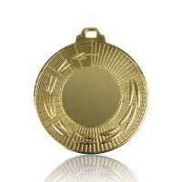 Медаль SC99-50 золото D50мм, D вкладыша 25мм