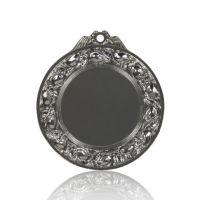 Медаль Zj-M759 серебро D65мм, D вкладыша 45мм, задний вкладыш 40мм
