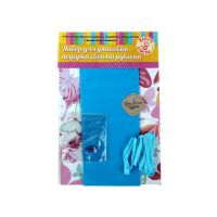 """Набор для упаковки подарка """"Бабочки"""" (бумага упаковочная+декор)"""